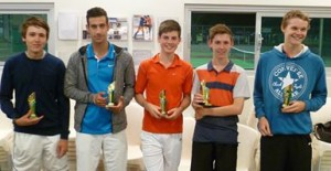 DIV 1  Boys Junior Finalists