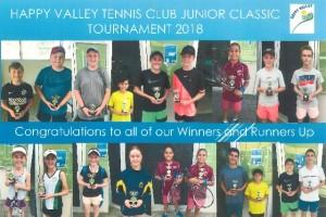 HVTC Junior Classic 2018